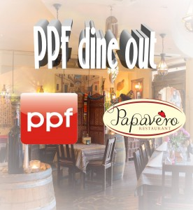 PPF Dine Out